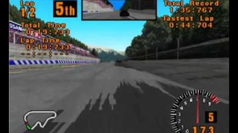 Gran Turismo 1 Megaspeed 1 3 - FTO GP Version R (364HP FF)-0