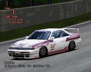 -R-Nissan SILVIA Q's (S13) '91