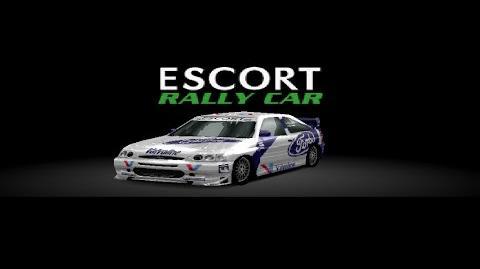 Gran Turismo 2 - Ford Escort Rally Car HD Gameplay