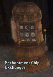 Enchantchipexchanger