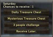 Interface TreasureChest
