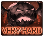 VeryHard Pumpkinhead