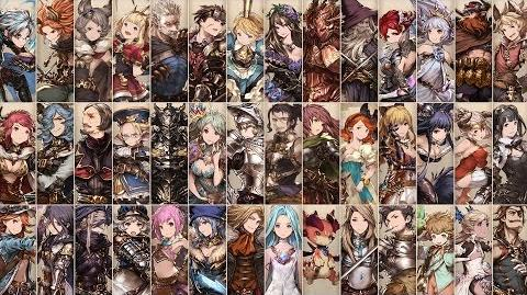 Granblue Fantasy IdolMaster Cinderella Fantasy Raid Boss Hell Version