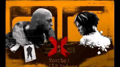 Nilin vs. Kid X-Mas Fight (Remember Me Soundtrack) HQ-1