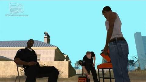 GTA San Andreas - Walkthrough - Mission 87 - Misappropriation (HD)