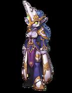 Elfa guardia de karuel by vannorlu-d6l7u97