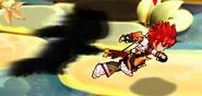 Fighter dodge