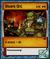 Vioent Orc Card