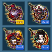 Event Dungeon Crests