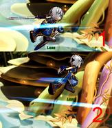 Striker double dash atk