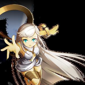 Rin form goddess