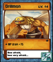 Lvl 14 - Drillmon