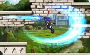 Spell Knight Erudon Weapon Jump Attack