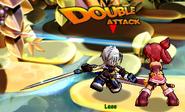 Striker double