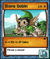 Stone Goblin Card