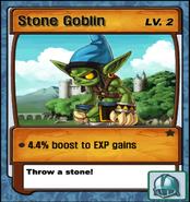 Lvl 2 - Stone Goblin