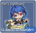 MariSignboard