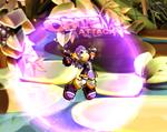 Arme Critical Attack lv2