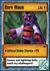 Dark Mage Card