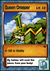 Queen Creeper Card