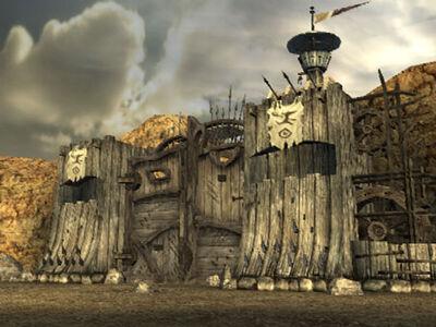 Gate to Drak