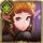 Armelia, Tenacious Spirit +1 Icon