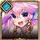 Claris, Vivid Light +2 Icon