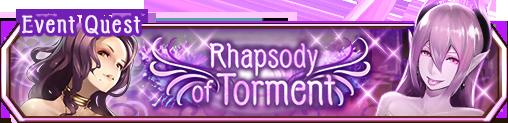 Rhapsody of Torment Quest Banner
