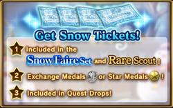 Snow-Faire