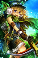 Furnette, Vindictive Archer +1
