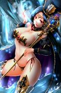 Velsa, Ice Queen +2