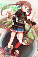 Wendy, Skillful Knight +1