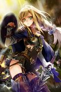 Atolia, Battle Maiden +1