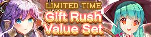 Gift Rush Value Set3 Banner2