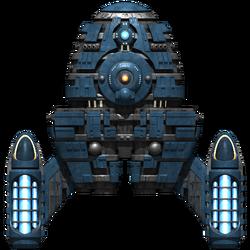 Federation Wolf Frigate