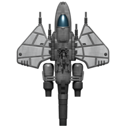 Rebel Pheonix Fighter