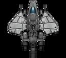 Rebel Pheonix Fighter Hull