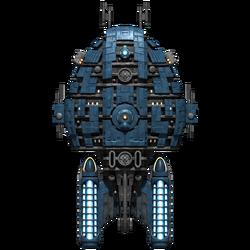 Federation Panther Cruiser