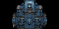 Federation Panther Cruiser Hull