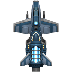 Federation Falcon Fighter