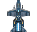 Federation Falcon Fighter Hull