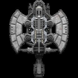 Rebel Asgard Frigate