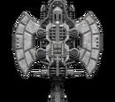 Rebel Asgard Frigate Hull