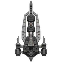Rebel Fenrir Cruiser