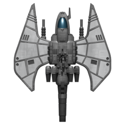 Rebel Icarus Fighter