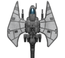 Rebel Icarus Fighter Hull