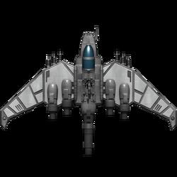 Rebel Atlantis Bomber