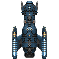 Federation Eagle Cruiser