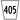 RegRd 405