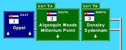 Highway 1 Eastbound 2